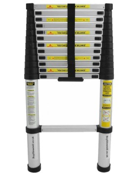 Telescopic Ladder 3.8m Extended