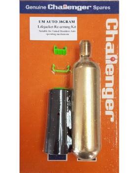 United Moulders Re-Arming Pack 38 Gram CO2