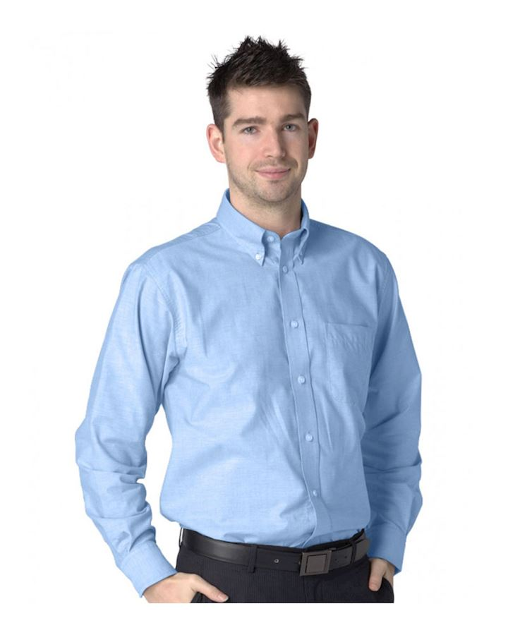 Long Sleeve Deluxe Oxford Shirt