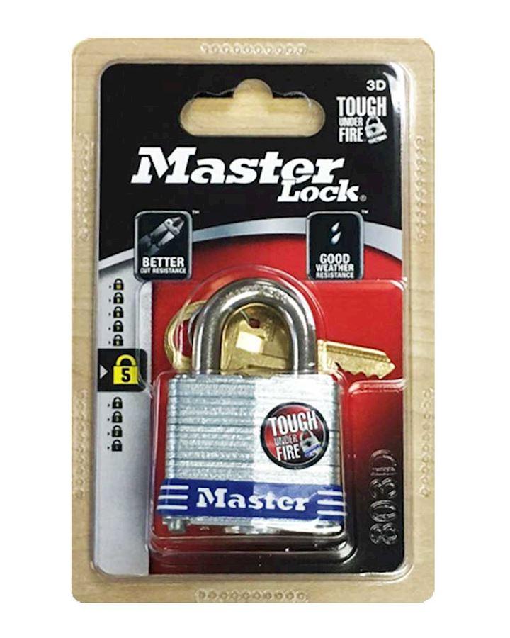 Master Padlock Heavy Duty 3D