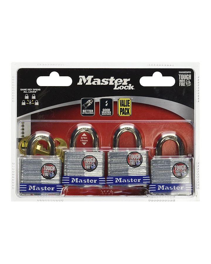 Master Padlock 3008D Sheds & Gates