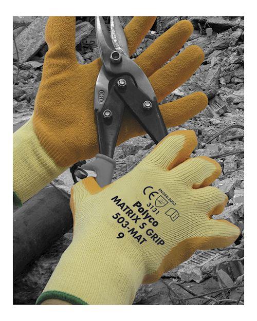 Matrix S Grip Glove (Pack Of 12)