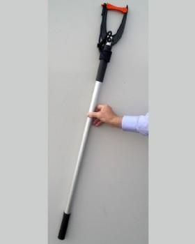 Mini Hooker Mooring Buoy Retriever Hook C/W 2m Pole