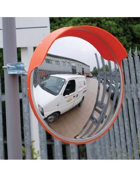 Circular Convex Mirror - Exterior/ Interior 600mm Diameter