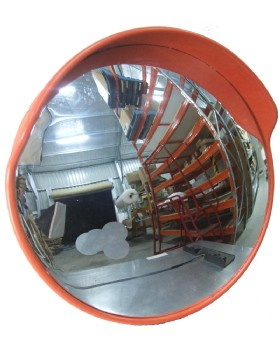 Circular Convex Mirror - Exterior/ Interior 600mm Diameter