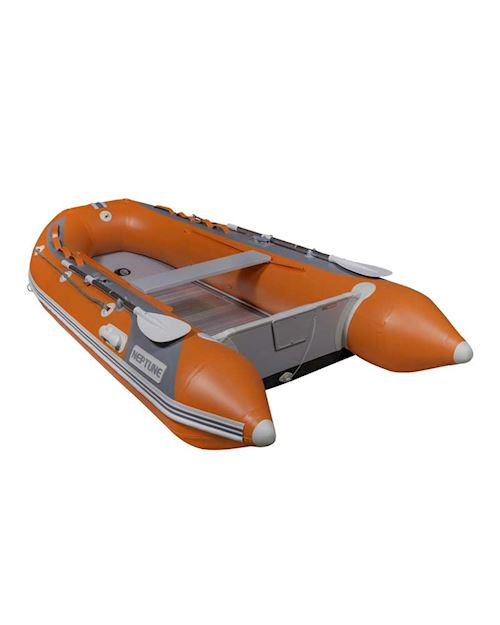 Neptune Inflatable Boat Orange