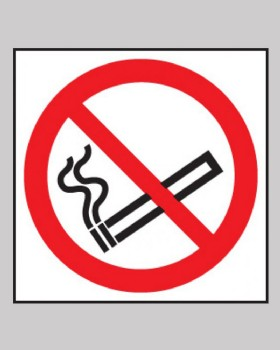 No Smoking Symbols