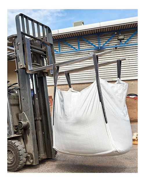 One Tonne Polypropylene FIBC Bulk Bag