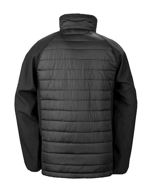 Padded Soft Shell Jacket