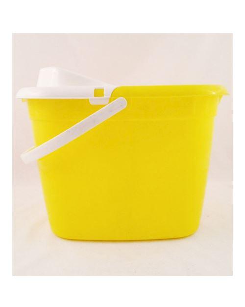 10 Litre Mop Bucket - Plastic