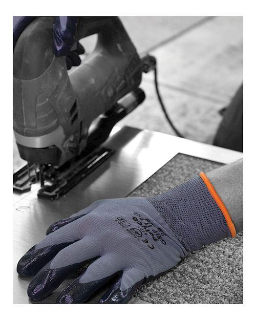 Grip-It Seamless Knitted Nylon Glove