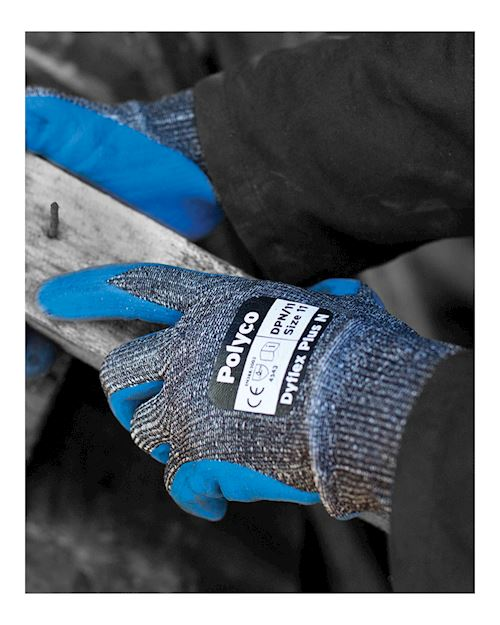 Dyflex Plus N Cut Level 5 Gloves