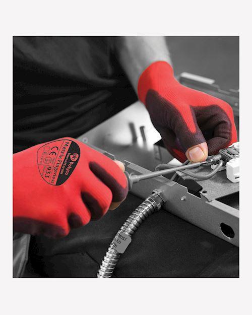 Matrix 933 Fingerless Glove - Large