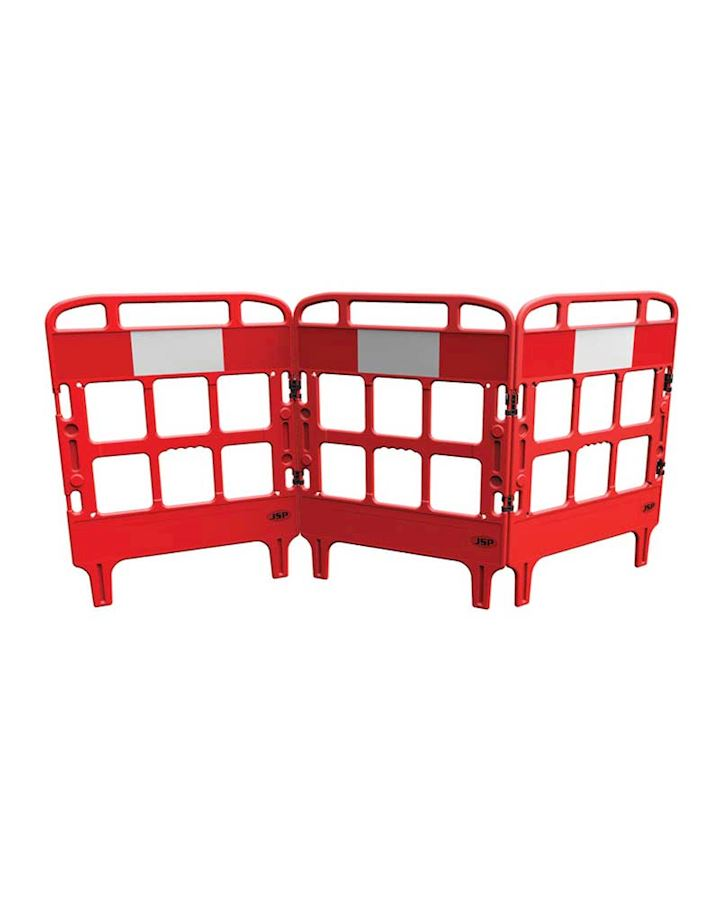 Folding Barrier - 3 Gate Portagate Manhole Barrier