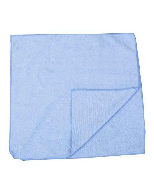 Premium Microfibre Cloths - 10 Pack