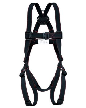 Pro-Fit Ipaf Kit 1-Point Safety Harness And Lanyard