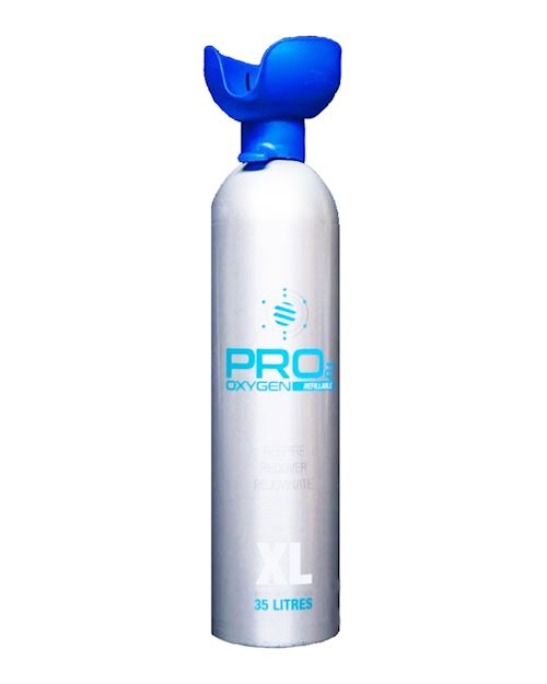 Pro2 Oxygen Canister - 35 Litres