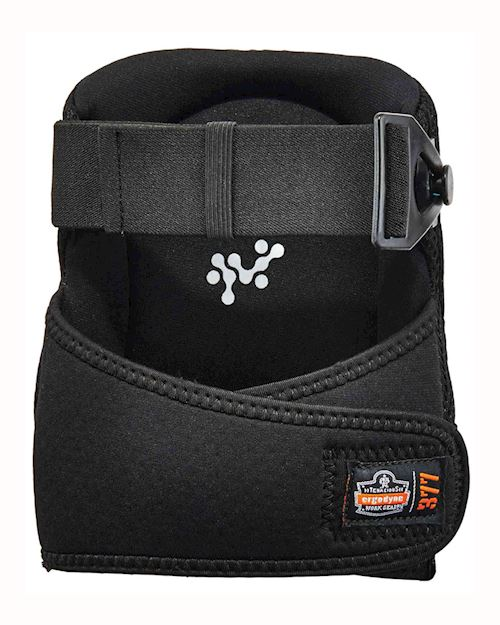 Hard Cap Lightweight Gel Knee Pads - ProFlex 377