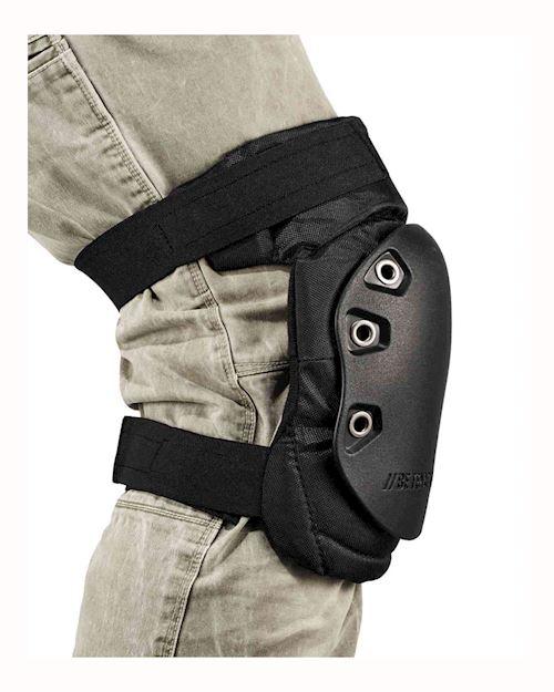 Comfort Hinged Hard Cap Gel Knee Pads - ProFlex 435HL