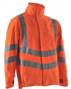High Visibility Softshell Orange By Pulsar