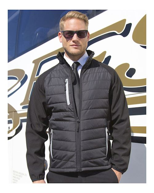 Padded Soft Shell Jacket
