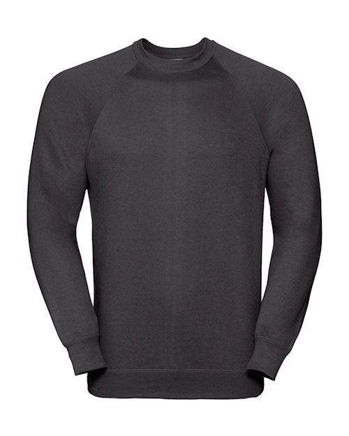 Jerzee Raglan Sleeved Sweat Shirt