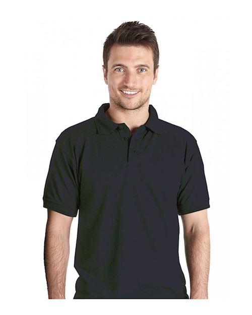 Deluxe Heavy Pique Polo Shirt