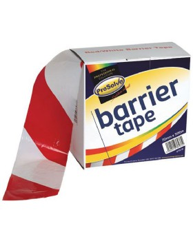 Barrier Tape Red And White