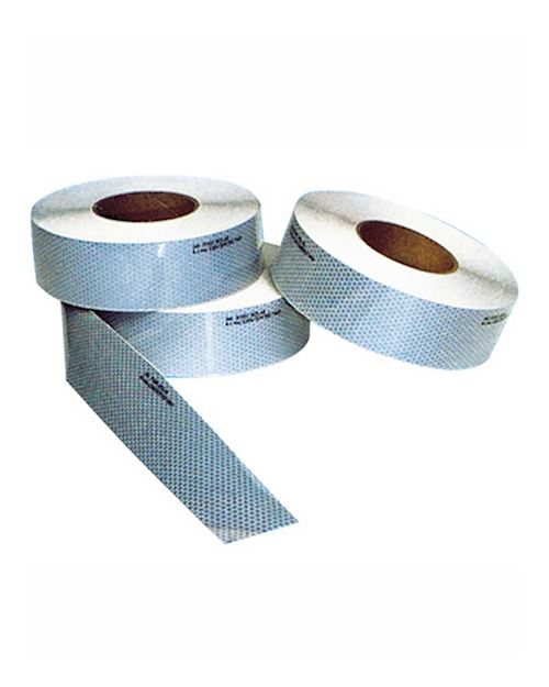 Reflective SOLAS Grade Tape 25m Self-Adhesive