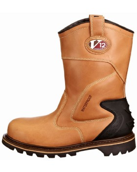 V1250 Tomahawk Safety Rigger Boots