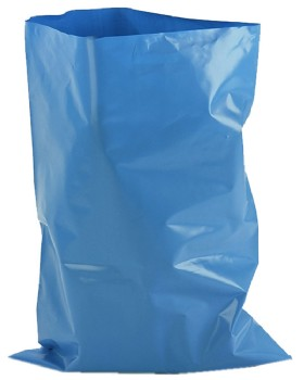 Rubble Sack Blue HD Pack Of 50 Bags