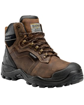 Buckler BSH009BR Buckshot Style S3 Waterproof Safety Boot