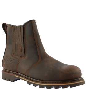 V12 Rawhide Dealer Safety Boot