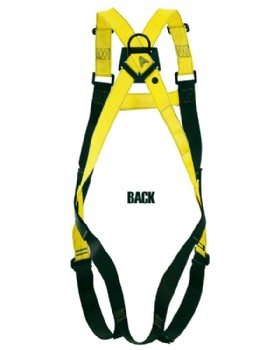 Safety Harness And Fall Arrest Lanyard 1.75m - Britannia L