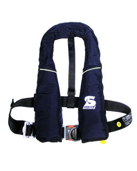 Secumar Golf Twin  275 Harness SOLAS Lifejacket