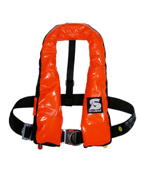 Secumar Golf Twin 275 Harness SPR SOLAS Lifejacket