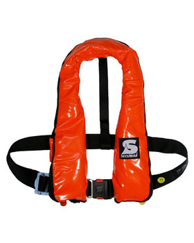 Secumar Golf Twin 275 SPR SOLAS Lifejacket