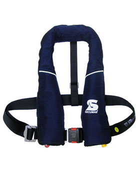 Secumar Golf Twin Chamber 275N SOLAS Lifejacket