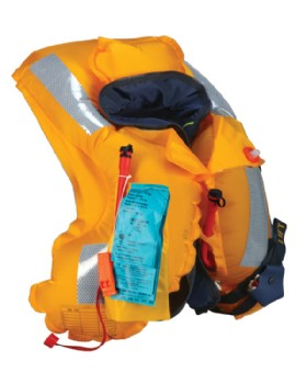 Secumar Golf Twin Chamber SOLAS 150N Lifejacket