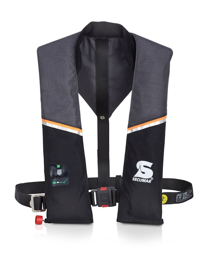 Ultra 170 Auto Lifejacket by Secumar