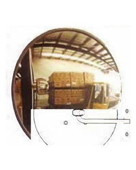 Security Convex Mirror - Interior 450mm Diameter