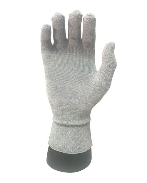 Washable Knitted Antimicrobial Gloves