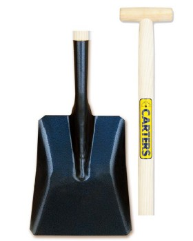 Carters Open Socket Square Mouth Shovel
