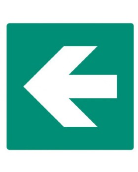 Arrow Right (Or Left) Sign Self Adhesive Vinyl