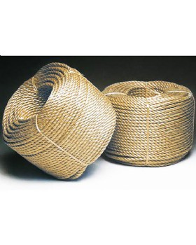 African Sisal 8mm Rope Coils