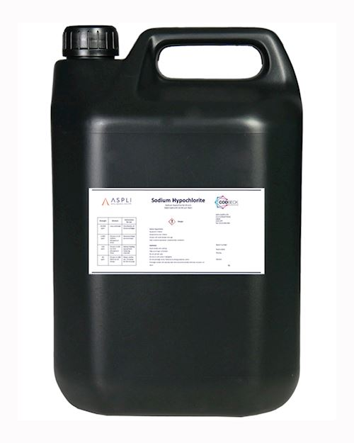 Sodium Hypochlorite Disinfectant Surface Sprayer Solution