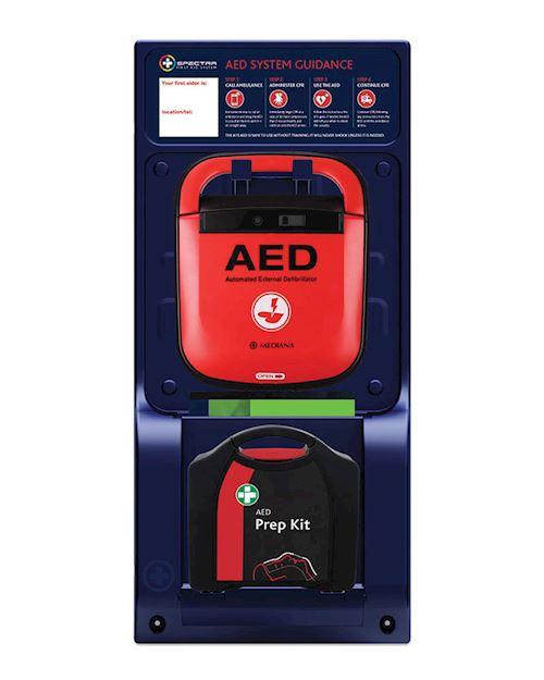 Spectra AED Heart Restart System
