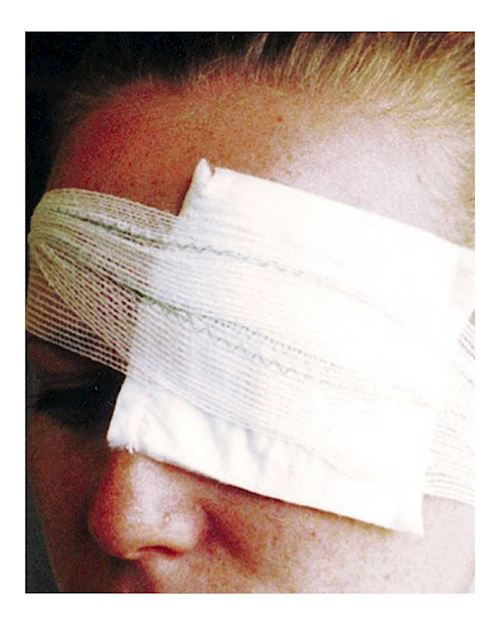 No. 16 Eye Pad Dressing - Sterile