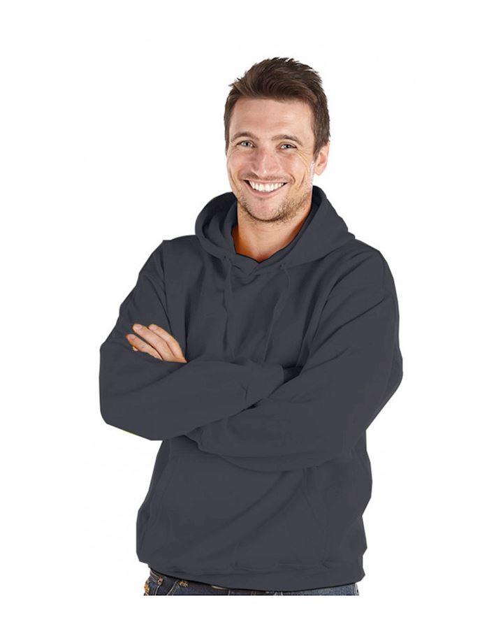 Hoodie - Sweat Shirt With Hood