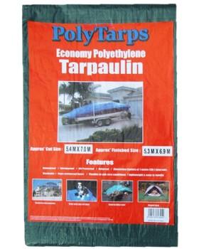 Tarpaulin 3.5 X 5.4 Metres